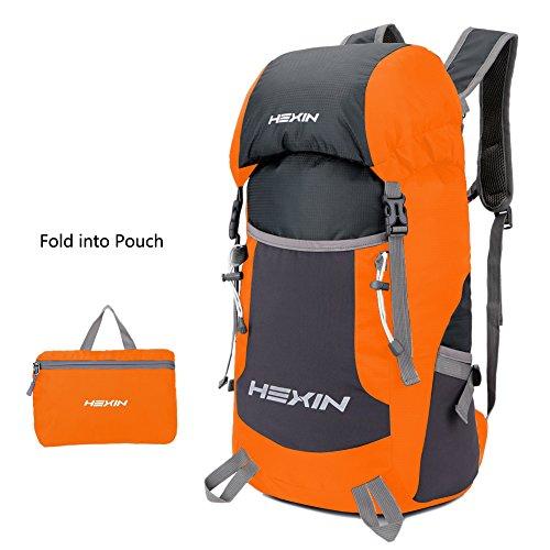 Travel Camping Hiking Pack Lighwegiht Durable - Creek Hours Johnson