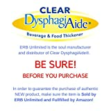Clear DysphagiAide® Instant Beverage and Food