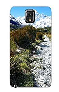 New Design Shatterproof XgIEXXO2891SiHDv Case For Galaxy Note 3 (aoraki Mount Cook National Park New Zealand )