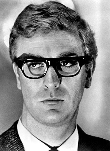 Posterazzi EVCMBDIPFIEC003H The Ipcress File Michael Caine 1965 Photo Print, 8 x 10, Varies