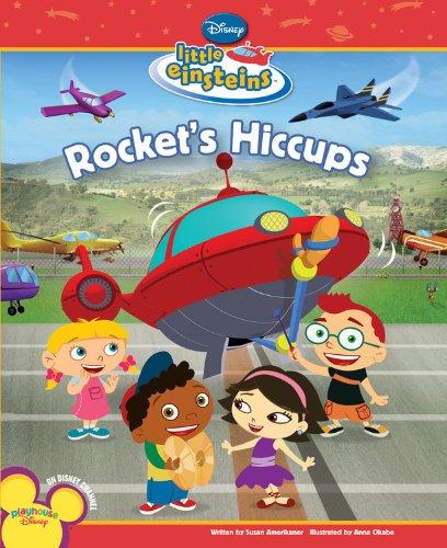 Read Online Rocket's Hiccups (Little Einsteins) pdf