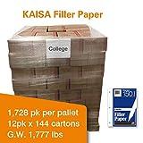 Kaisa Loose Leaf Paper Filler Paper 150 Sheets
