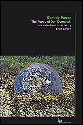 Earthly Pages The Poetry of Don Domanski