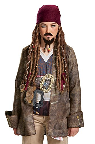 Disguise PotC5 Child Goatee and Moustache-
