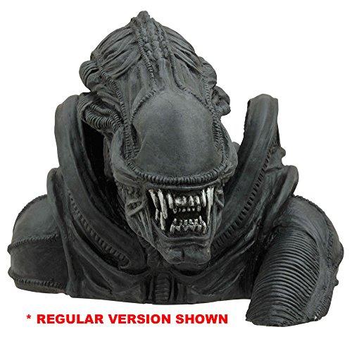 Alien Glow In The Dark Bust Bank