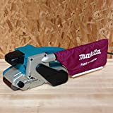 Makita-9903-88-Amp-3-Inch-by-21-Inch-Variable-Speed-Belt-Sander-with-Cloth-Dust-Bag
