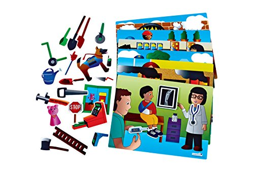 Excellerations Tools on the Job Activity Set - 32 Pieces (Item # USETHIS)