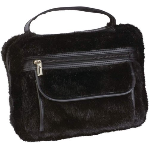 Embassy Faux Mink Bible Cover product image