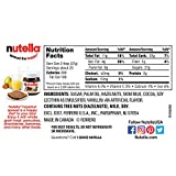 Nutella Hazelnut Spread, 33.5 oz each, 4 Count