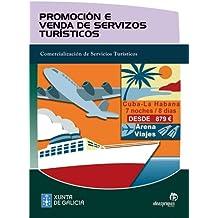 Promoción e venda de servizos turísticos: Comercialización de servizos turísticos