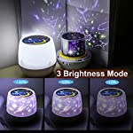 Kids Night Light Projector – Star Light Projector with USB Cable, 360 Degree Rotation Kids Star Projector Lamp Bedroom…