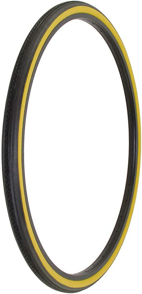 Multiple Colors Alta Bicycle Tire Duro 27 x 1 1//4 Tire Touring Tires Bike Tread