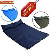Best Car Camping Sleeping Pads - Fruiteam Camping Sleeping Pad Self Inflating Mat Review