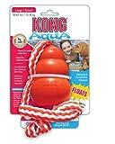 KONG Aqua Dog Toy, Large, Orange, My Pet Supplies