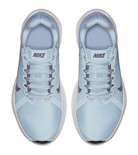 Team Basket NIKE Bambino da Scarpe Hustle D Grey GS Grey 8 White Cool Wolf 4UqxUwd