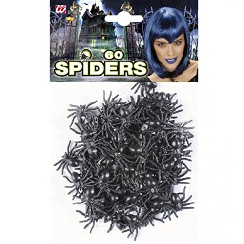 SET OF 60 SPIDERS