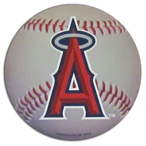 Siskiyou MLB Los Angeles Angels of Anaheim 3-Inch Baseball Magnet -