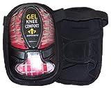 IMPACTO 865-00 Gel All Terrain Extended Knee PAD PR