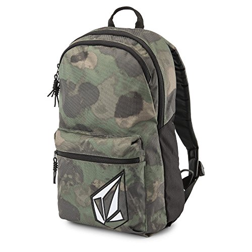 Volcom Men's Academy Backpack, camouflage, One Size Fits All (Girls Volcom Backpack)