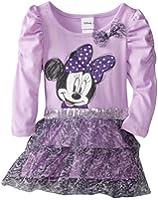 Disney Girls' Minnie Mouse Bow Tie Dress