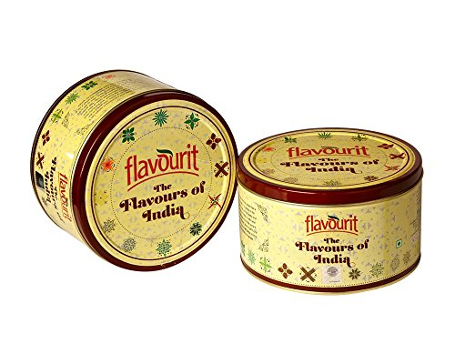 Flavourit - Gift Box 4 In 1 (4 Unique Whole Spices In A Tin Box)