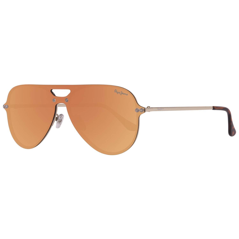 Pepe Jeans Herren Sonnenbrille Verspiegelt Transparent