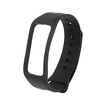 Jiamins Smart Watch Correa Pulseras de Repuesto para Smartwatch TPU Reemplazo de Sport Strap para C1 C1S Plus