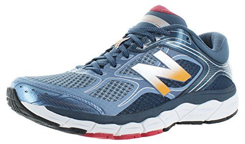New-Balance-M860V6-Mens-Running-Shoes-Wide-Width-Avail-Blue-Size-11
