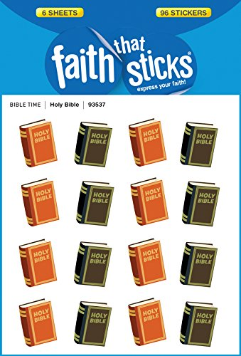 Holy Bible (Faith That Sticks Stickers)