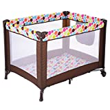 Portable Baby Playpen Bedding Infant Children Kids Furniture With Ebook
