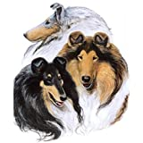 The high quality polyster Canvas of oil painting 'Three Dogs' ,size: 18x22 inch / 46x56 cm ,this Imitations Art DecorativePrints on Canvas is fit for Bathroom decoration and Home decoration and Gifts