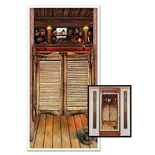 Theme Door (Beistle Saloon Door Cover)
