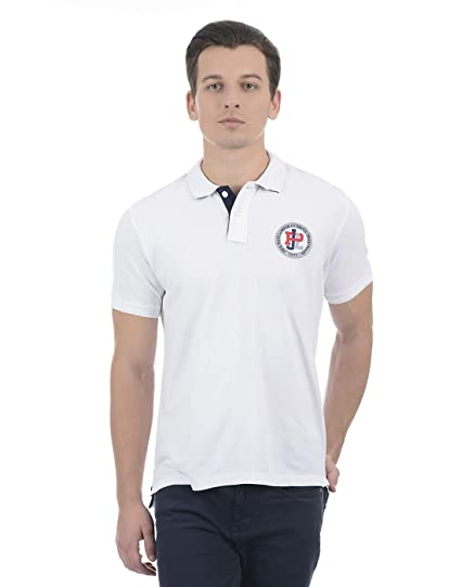d4c2dcbf17c Pepe Jeans Men Casual Polo T-Shirt  Amazon.in  Clothing   Accessories