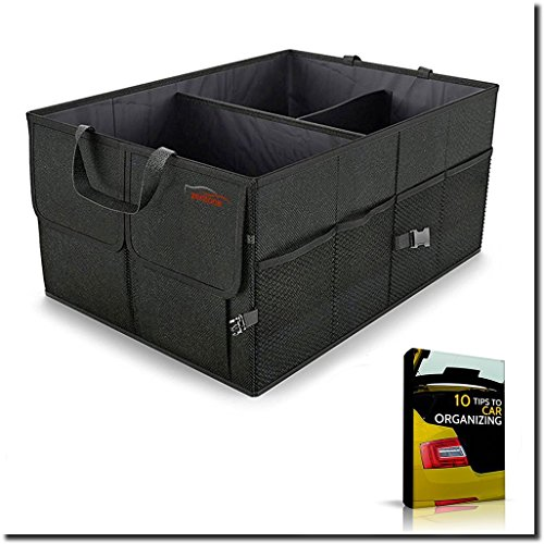 Zentone Trunk Organizer Collapsible Groceries product image