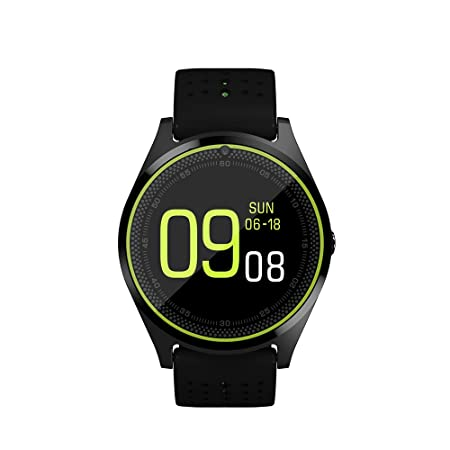 Docooler Smartwatch V9 Multifuncional BT Smartwatch Pantalla ...