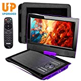SUNPIN Upgrated PD969 Portable DVD Player