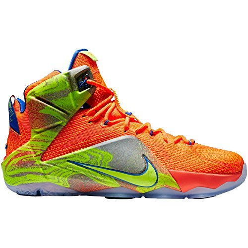 cheap for discount b3321 24a5d Image Unavailable. Image not available for. Color  Nike Lebron 12 XII Dunk  Force Dunkman ...