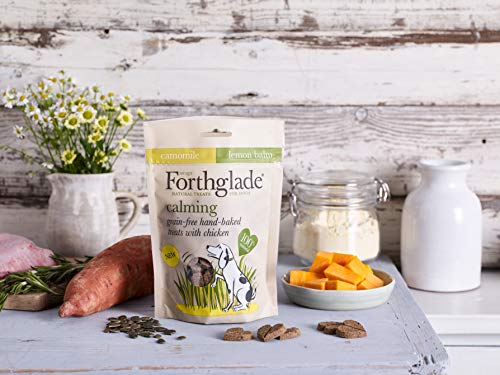 Forthglade Hand Baked Treats with Salmon/Glucosamine and Chondroitin 3