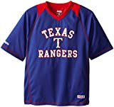 MLB Men's Colorblock V-Neck Raglan Shirt
