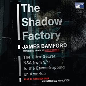 The Shadow Factory Hörbuch