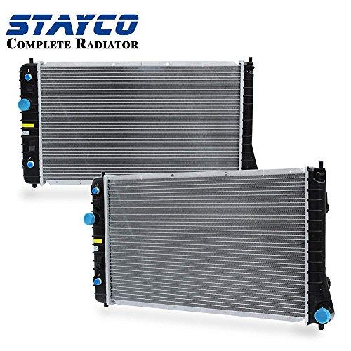 Sunfire Used Pontiac (STAYCO Radiator 1687 Replacement for 95 96 97 98 99 01 02 Chevrolet Cavalier Base L4 2.2L 1996 1997 1998 1999 2000 2001 2002 Pontiac Sunfire GT L4 2.4L)