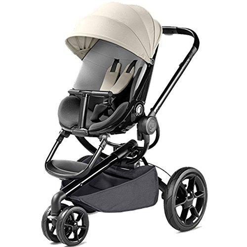 Amazon.com : Quinny Moodd Stroller, Bold Block Grey by Quinny : Baby
