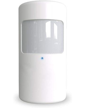 Detector Infrarrojo Inalámbrico Gs-wms08 - Blanco