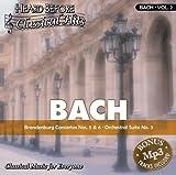 Bach [vol. 2]: Brandenburg Concertos Nos. 5 & 6, Orchestral Suite No. 3