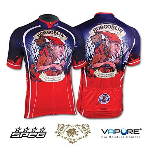 SPEG Official Hobgoblin Short Sleeve Cycle Jersey Cycling Shirt Top