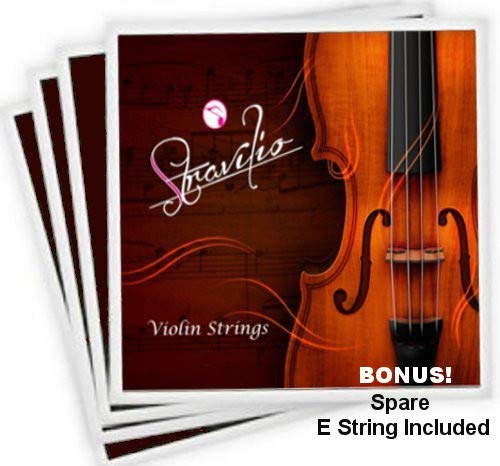 Stravilio Nickel-wound Ball-end Strings
