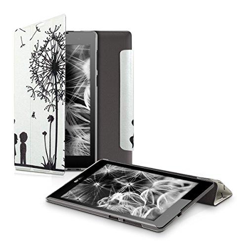 Ultra Slim Case for ASUS ZenPad C 7.0 Z170C 7 inch Tablet (Black) - 6
