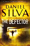 Front cover for the book The Defector by Daniel Silva