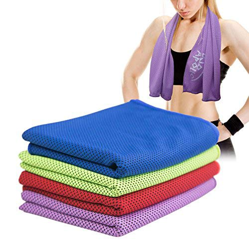 - [4 Pack] Cooling Towel (36