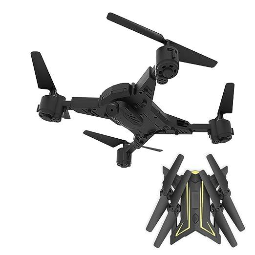 LUQ-DR Mini Drone Quadcopter Presión de Aire Altura Fija Control ...